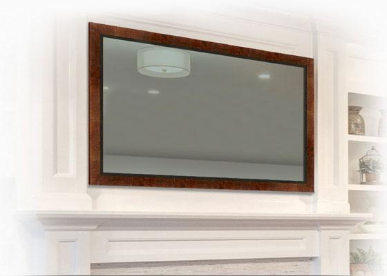 Jones company custom framing the north shore 39 s premier for Tlvision miroir
